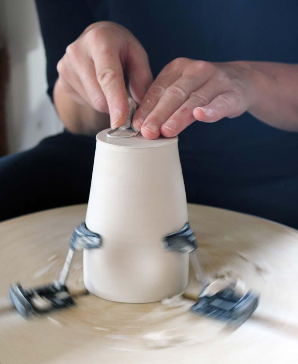 Arbeider med keramikk